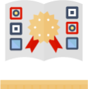 completed certificate icon